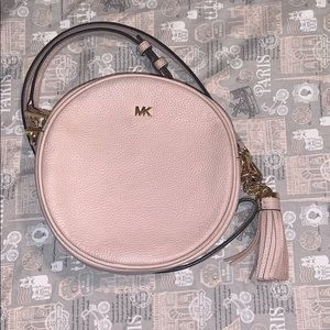 Michael Kors Circle Canteen Crossbody